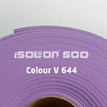 Изолон ППЭ V 644 сиреневый 2мм ручной работы на заказ