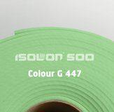Изолон ППЭ G 447 мятный ручной работы на заказ