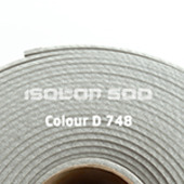 Изолон ППЭ.D 748 серебристый 2 мм