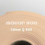 Изолон ППЭ Q 943 бежовый (пудра) 2мм ручной работы на заказ