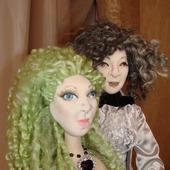 Куклы в историческом костюме