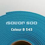 Изолон ППЭ В543 синий 2мм ручной работы на заказ