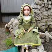 Эмма, средневековая скандинавская красавица