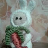 Зайка сладкая морковка
