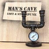 Подсвечники в стиле Loft, Steampunk из водопроводных фитингов