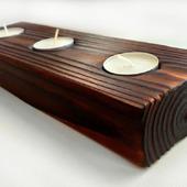Подсвечник Wood Style