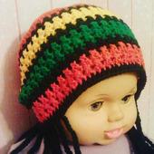 Растаманская шапочка