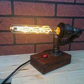 Настольная лампа в стиле Лофт/Индастриал