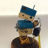 """Ключница """"Робот"""""""