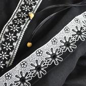 Комплект одежды - сарафан и платье из льна в бохо-стиле
