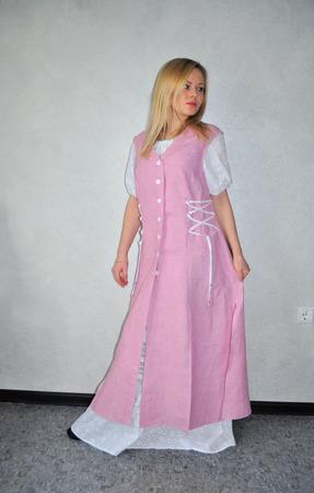 Комплект - сарафан, юбка, блуза ручной работы на заказ