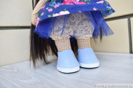 Вязаная куколка ручной работы на заказ