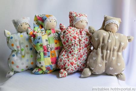 Кукла-бабочка ручной работы на заказ