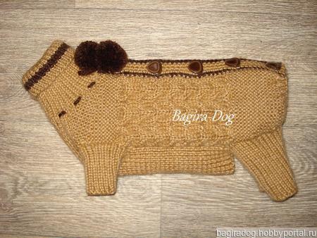 Зимние комбинезоны для маленьких собак ручной работы на заказ