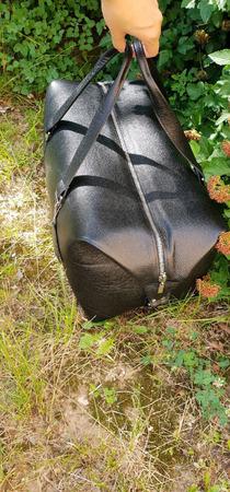 Спортивная дорожная кожаная сумка для боксера или фитнеса из кожи ручной работы на заказ