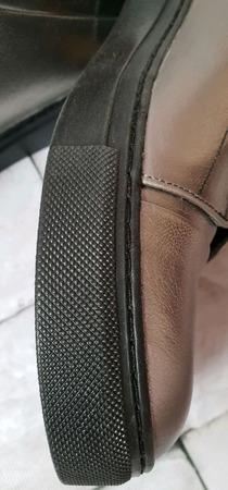 Кеды кожаные серебряные ручной работы на заказ