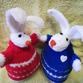 Заяц в свитерочке
