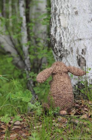 Голландский кролик ручной работы на заказ