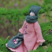 Текстильная кукла Берегиня