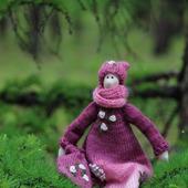 Текстильная кукла Арина