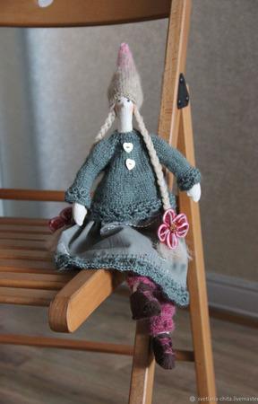 Девочка-эльф ручной работы на заказ