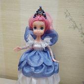 Кукла шкатулка фея