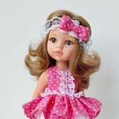 Комплект «Анюта» для куклы Паола Рейна