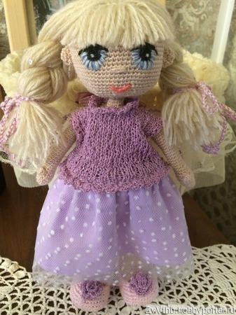 Куколка-фея ручной работы на заказ