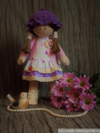 Куколка для души (№1) ручной работы на заказ