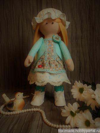 Куколка для души (№3) ручной работы на заказ
