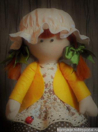 Куколка для души (№4) ручной работы на заказ
