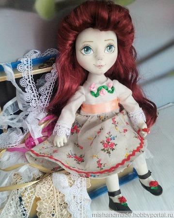 Кукла Неженка ручной работы на заказ