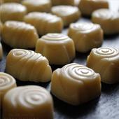 Плитки из какао масла