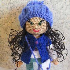 Куколка Марго ручной работы на заказ