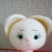 Детская игрушка кошечка