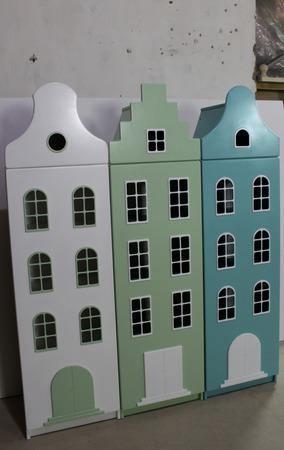 Шкафы-домики ручной работы на заказ