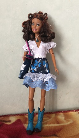 Комплект для Барби ручной работы на заказ