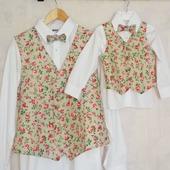 фото: Одежда (Жилет для папы)
