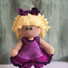 Кукла Маша ручной работы на заказ