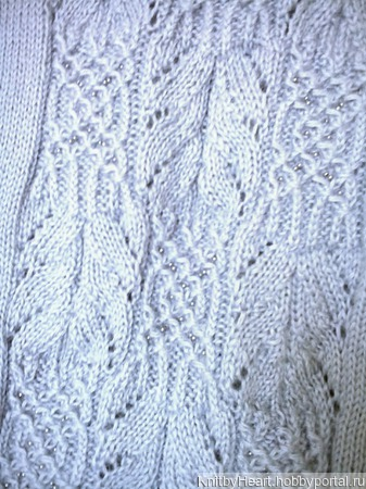 Вязаный свитер ручной работы из мохера в Москве ручной работы на заказ