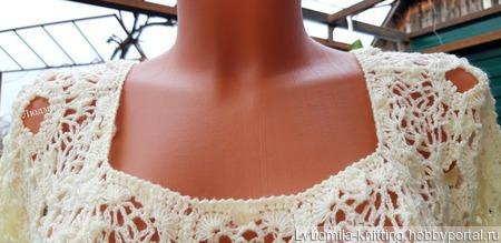 Платье ручной работы ручной работы на заказ