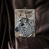 фото: Картины и панно (зебра)