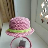 Шляпка и сумочка