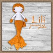Золотая рыбка Lili