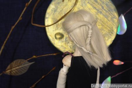 Куколка Веснушка ручной работы на заказ