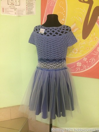 Летнее платье ручной работы на заказ