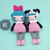 фото: Мастер-классы (амигуруми кукла)