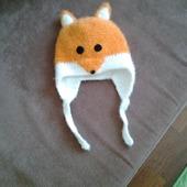 Шапочка лисичка