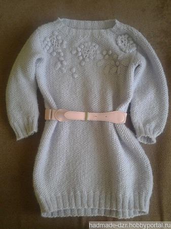 Платье/туника для девочки ручной работы на заказ