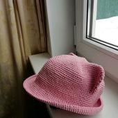 Шляпка для вашей малышки